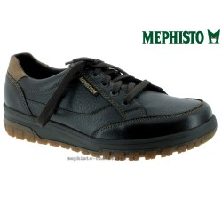 Mephisto Chaussure Mephisto Paco Marron cuir lacets