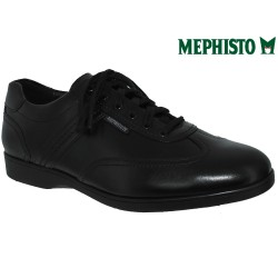 Mephisto Homme: Chez Mephisto pour homme exceptionnel Mephisto Stefano Noir cuir lacets
