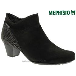 Mephisto femme Chez www.mephisto-chaussures.fr Mephisto Michaela Noir nubuck bottine