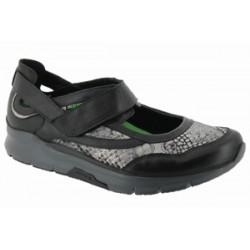 mephisto-chaussures.fr livre à Fonsorbes Sano Villia Noir cuir mary-jane