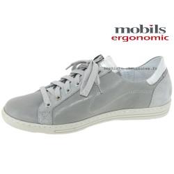 Mobils HAWAI Gris cuir lacets