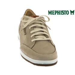 le pecq, LUDO, Beige nubuck chez www.mephisto-chaussures.fr (41315)