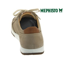 le pecq, LUDO, Beige nubuck chez www.mephisto-chaussures.fr (41318)