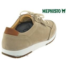 le pecq, LUDO, Beige nubuck chez www.mephisto-chaussures.fr (41319)