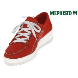 le pecq, Lady, Rouge nubuck chez www.mephisto-chaussures.fr (41342)