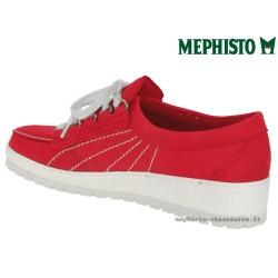 le pecq, Lady, Rouge nubuck chez www.mephisto-chaussures.fr (41344)