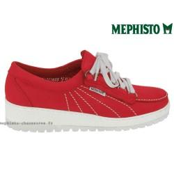 le pecq, Lady, Rouge nubuck chez www.mephisto-chaussures.fr (41347)