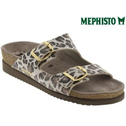 mephisto-chaussures.fr livre à Cahors Mephisto HARMONY Multi beige mule