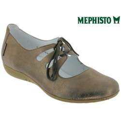 mephisto-chaussures.fr livre à Oissel Mephisto Darya Taupe nubuck lacets