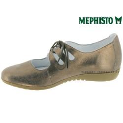 Mephisto Darya Taupe nubuck lacets