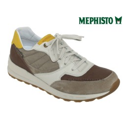 mephisto-chaussures.fr livre à Paris Mephisto Telvin Multi Marron basket-mode
