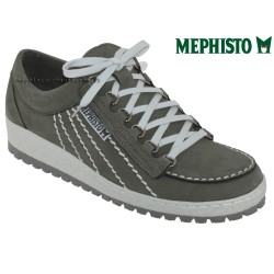 Mephisto Homme: Chez Mephisto pour homme exceptionnel Mephisto RAINBOW Gris nubuck lacets