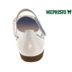 Mephisto ELLA Ecru cuir ballerine
