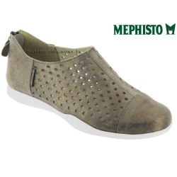 Chaussures femme Mephisto Chez www.mephisto-chaussures.fr Mephisto CLEMENCE Beige nubuck ballerine