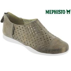 femme mephisto Chez www.mephisto-chaussures.fr Mephisto CLEMENCE Beige nubuck ballerine