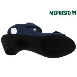 Mephisto Cecila Marine nubuck sandale