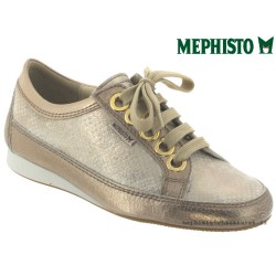 Mephisto lacet femme Chez www.mephisto-chaussures.fr Mephisto BRETTA Gris cuir lacets