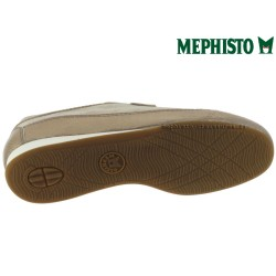 Mephisto BRETTA Gris cuir lacets