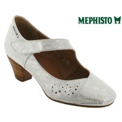 Mephisto femme Chez www.mephisto-chaussures.fr Mephisto PATTY Blanc nubuck brillant escarpin