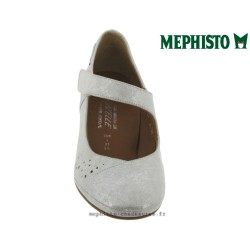 Mephisto PATTY Blanc nubuck brillant escarpin