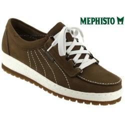 mephisto-chaussures.fr livre à Oissel Mephisto Lady Marron nubuck lacets