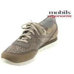 Mobils KADIA PERF Camel cuir lacets
