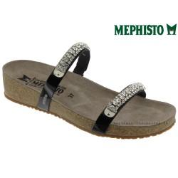 mephisto-chaussures.fr livre à Paris Mephisto IVANA Noir verni mule