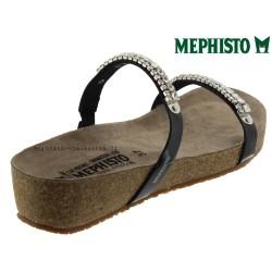 Mephisto IVANA Noir verni mule
