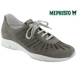 Chaussures femme Mephisto Chez www.mephisto-chaussures.fr Mephisto Yliane Taupe nubuck basket-mode