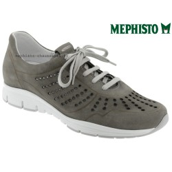Mephisto lacet femme Chez www.mephisto-chaussures.fr Mephisto Yliane Taupe nubuck basket-mode