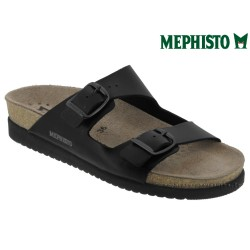 mephisto-chaussures.fr livre à Guebwiller Mephisto HARMONY Noir cuir mule