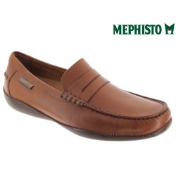 mephisto-chaussures.fr livre à Fonsorbes Mephisto Igor Marron cuir mocassin