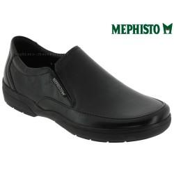mephisto-chaussures.fr livre à Saint-Martin-Boulogne Mephisto ADELIO Noir cuir mocassin