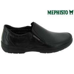 Mephisto ADELIO Noir cuir mocassin