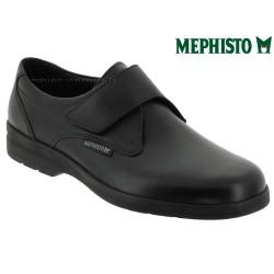 mephisto-chaussures.fr livre à Besançon Mephisto JACCO Noir cuir scratch