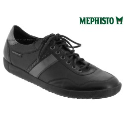 Marque Mephisto Mephisto URBAN Noir cuir lacets