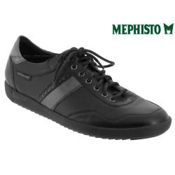 Mode mephisto Mephisto URBAN Noir cuir lacets