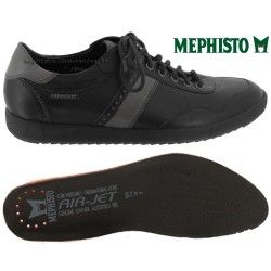 Mephisto URBAN Noir cuir lacets