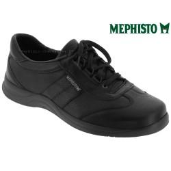 mephisto-chaussures.fr livre à Gravelines Mephisto HIKE Noir cuir lacets