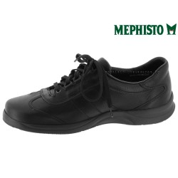 Mephisto HIKE Noir cuir lacets