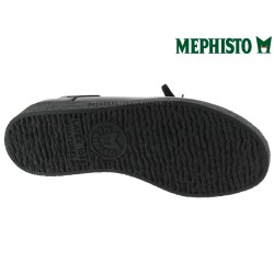 Mephisto CHRISTY Noir cuir lacets 42560