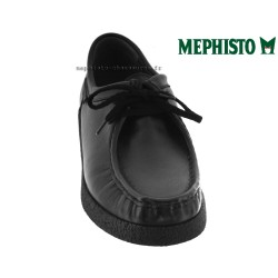Mephisto CHRISTY Noir cuir lacets 42561