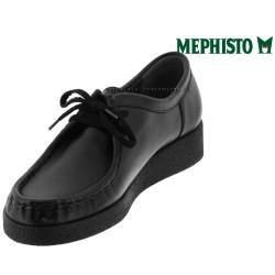 le pecq, CHRISTY, Noir cuir chez www.mephisto-chaussures.fr (42562)
