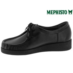 Mephisto CHRISTY Noir cuir lacets 42563