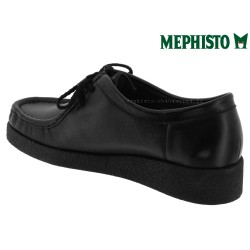 Mephisto CHRISTY Noir cuir lacets 42564
