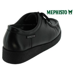 Mephisto CHRISTY Noir cuir lacets 42566