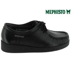 le pecq, CHRISTY, Noir cuir chez www.mephisto-chaussures.fr (42567)