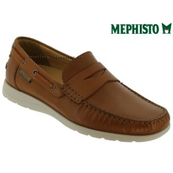 Méphisto mocassin homme Chez www.mephisto-chaussures.fr Mephisto GINO Marron clair cuir mocassin