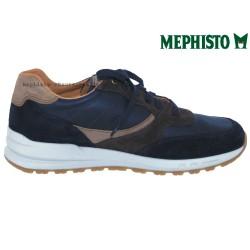 Mephisto Telvin Marine cuir basket-mode