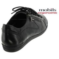 Mobils HAWAI Noir cuir lacets 43027